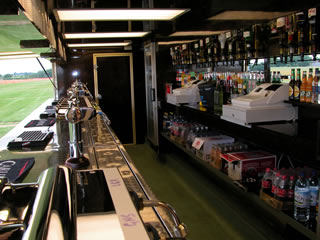This image shows one of Jervis Mobile Bars many mobile beer bars.