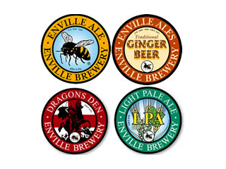 Enville Ales. Click here to view website.